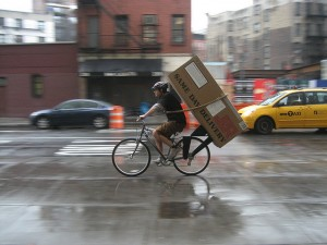 freelance delivery